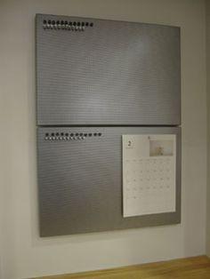 【楽天市場】はるなつ1205さんのマグネットボード アンブラ umbra 掲示板 伝言板 マグネット ボード メモ 壁掛け 写真 飾る ポストカード メッシュ…