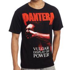 Pantera /'Vulgar Display Of Power/' Sleeveless Work Shirt NEW /& OFFICIAL