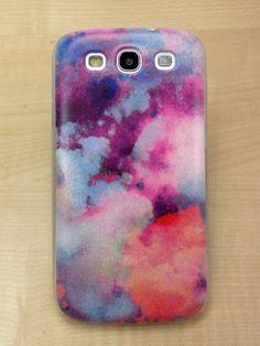 Samsung galaxy s3 case Galaxy Hard samsung galaxy s3 Cover. $11.99, via Etsy.