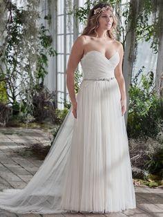 c67d28d6f219f 150 Best Curve Wedding Dresses images in 2019