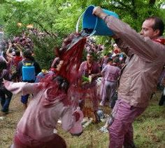 Imagery, Spanish wine festival - Haro