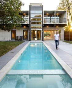 Urban Dallas Dwelling by M Gooden Design » Design You Trust. Design, Culture & Society.