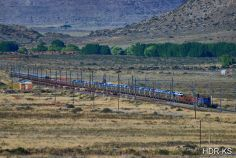 A train full of car's near Noupoort, South Africa. Old Steam Train, Train Tracks, Railroad Tracks, South Africa, Trains, I Am Awesome, Old Things, America, Cape