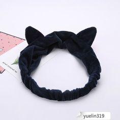2Pcs Crown Shape Headband Queen Heart Wash Face Mask Make up Hair Band Novelty