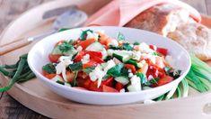Шопский салат, пошаговый рецепт с фото