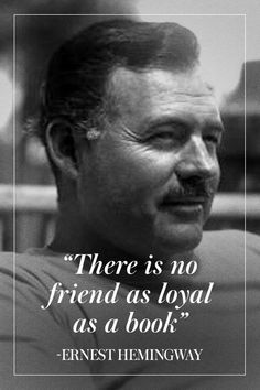 Hemingway's 10 Best Quotes In celebration of the man's birthday, our favorite words of wisdom from the legendary writer. Author Quotes, Literary Quotes, New Quotes, Wise Quotes, Quotable Quotes, Book Quotes, Great Quotes, Inspirational Quotes, Change Quotes