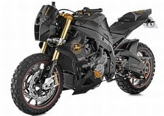 "BMW S 1000 RR ""Mad Max"" by Wunderlich:"