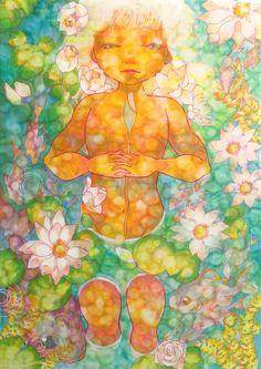 Lotus by Reina-Ruuska on deviantART