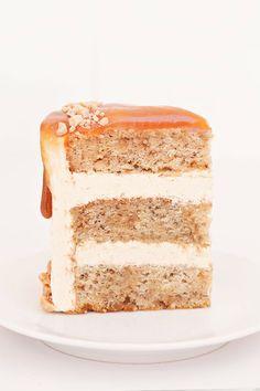 Banoffee Cake   Sprinkles for Breakfast