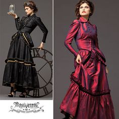 Simplicity Pattern 2207 Misses' Steampunk Costume