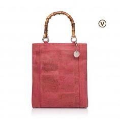 Cork bag and Vegas leather !