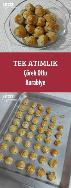 Single Shot Muffin Herb Cookies - My Delicious Food - Pizza Recipes Cookie Recipes, Snack Recipes, Pizza Recipes, Pizza Pastry, Muffins, Cupcakes, Turkish Recipes, Perfect Food, I Foods