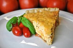 Rather Than Making A Typical Sauce Or Salad, Try This Tomato Pie! We Were Blown Away With Just One Bite! | 12 Tomatoes