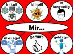 Ausdrücke mit Dativ Learning German, German Language Learning, Language Study, Deutsch Language, German Grammar, German Words, German English, Learn English, Germany Language