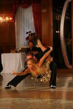 Aguanile dance company