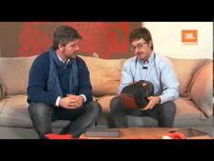 La mia prima video intervista. il prodotto: JBL Rumble | http://www.shonel.it/2013/03/dallo-scritto-al-video-piccoli-momenti-di-auto-celebrazione/