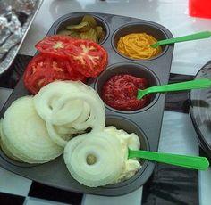 Novos Usos p/ Formas de Cupcake ~ PANELATERAPIA - Blog de Culinária, Gastronomia e Receitas