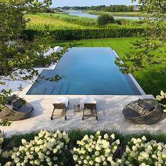 Outdoor Spaces, Outdoor Living, Outdoor Decor, Swimming Pool Designs, Plein Air, Backyard Landscaping, Exterior Design, Outdoor Gardens, Landscape Design