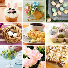 The Comfort of Cooking » 35 Recipes for Easter Brunch @georgia lin. Johnson