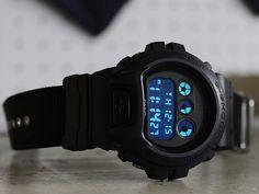【新品】【正規品】G-SHOCK Gショック ジーショック ミリタリー 限定モデル カシオ CASIO デジタル 腕時計 オールブラック クロスバンド_画像4