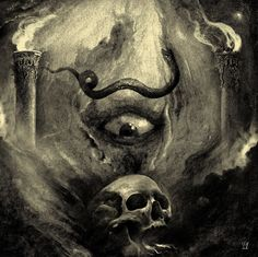 The Occult Artists Collective — buffalo-divine-eden-no7: Daniele Valeriani...