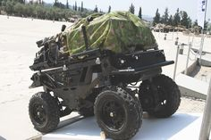 Unmanned Ground Vehicles