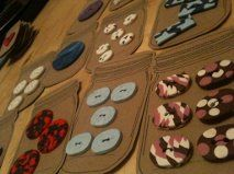fimo sculpey buttons