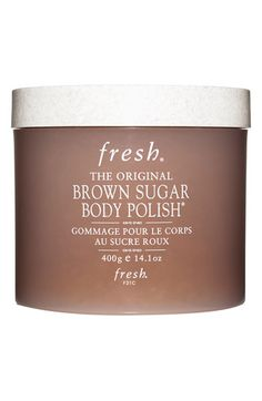 Fresh Brown Sugar Body Polish http://rstyle.me/n/d7ihgr9te