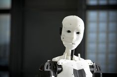 MARC (Multi-Actuated Robotic Companion) was created by Dr John Murray from the School of Computer Science at the University of Lincoln, UK,  and is one of two robots being used to help scientists understand how more realistic long-term relationships might be developed between humans and androids.
