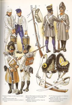 Austrian; Line Infantry