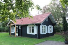 House 2, Tiny House, Wooden House, Curb Appeal, Bungalow, Netherlands, Shed, Villa, Cottage