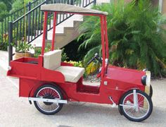 Plans For Pedal Cars You Know For Visiting Each Other Or Going
