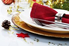 Dekoracje stołu - Obrączki na serwetki DecoArt24.pl