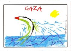 THIS IS EXACTLY HOW I FEEL – GAZA BY ENZO APICELLA | Uprootedpalestinians's Blog