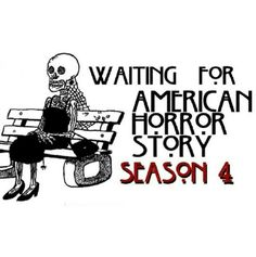 American Horror Story....Season 1..scary....season 2...scarier!!...Season 3...brutal!.