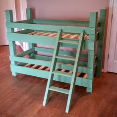 The Butcher S Block Woodwork Toddler Bunk For Crib Mattresses Ideal Transitioning From