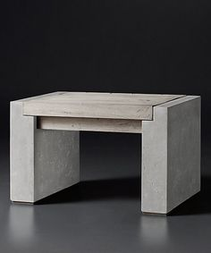 Concrete is the newest interior design trend to try—shop concrete furniture and home décor now.