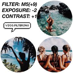 (bella)| Faded/colorful filter ☁️| Looks best with beach photos ‼️| Click the link in my bio to get free vsco filters! ❤️| Like this for more tutorials. | Dm us with any suggestions.