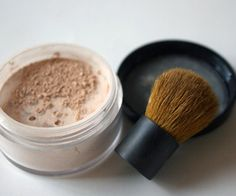 Mineral makeup is more than just a new beauty trend - it offers health benefits for skin as well. And now you can make it at home!  It's mad...
