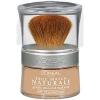 L'Oréal - True Match Naturale Powdered Mineral Foundation SPF 19 in Creamy Natural #ultabeauty