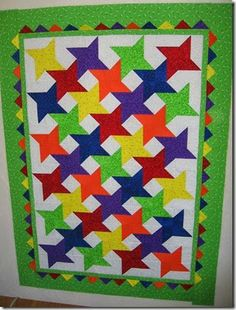 Starlight, Starbright from Canuck Quilter