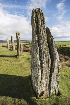 The Ring of Brodgar, Orkney Islands / Scotland
