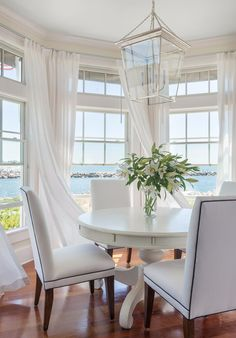 Modern Version of a Vintage Cottage on the Narraganset Bay - Beach Bliss Living - Decorating and Lifestyle Blog