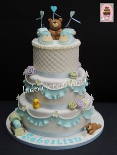 Torte battesimo, book torte di battesimo. Richiedi preventivo