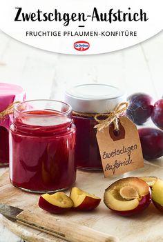 Ketchup, Pudding, Desserts, Fruit, Recipes, Food, Plum Recipes, Plum Jam, Challah