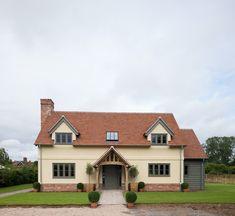 St Michael's - Border Oak - oak framed houses, oak framed garages and structures.