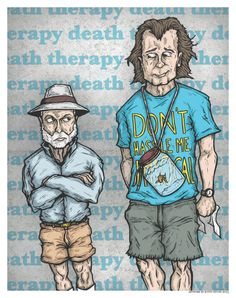 What About Bob Death Therapy by JDennisIllustration on Etsy What About Bob, Lake Cabins, Priest, Death, Therapy, Mood, Etsy, Healing, Small Lake Houses
