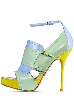 John Galliano - Resort Shoes - 2014