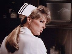 """Julie London as Dixie on the tv show """"Emergency"""" '70's"""