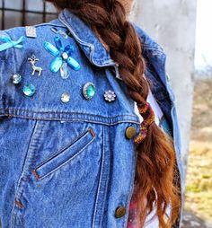 EMBROIDERED DENIM #VEST #outfit :) #tshirt  #denim #jeans #bag  #fashion #pink #DECORATIONS #dyi #fashionblogger #fashionblog #streetstyle   similar #parka: http://rstyle.me/n/wifv8qp36 similar #bag : http://rstyle.me/n/wifucqp36 similar #gilet #vest : http://rstyle.me/n/wiavqqp36 jeans: http://rstyle.me/n/trtdkqp36  or http://rstyle.me/n/wh964qp36  #shoes #booties : http://rstyle.me/n/v54nuqp36  or  #unicorns